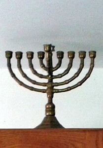 Menorah - Aliyah to Israel for great grandchildren of Jews