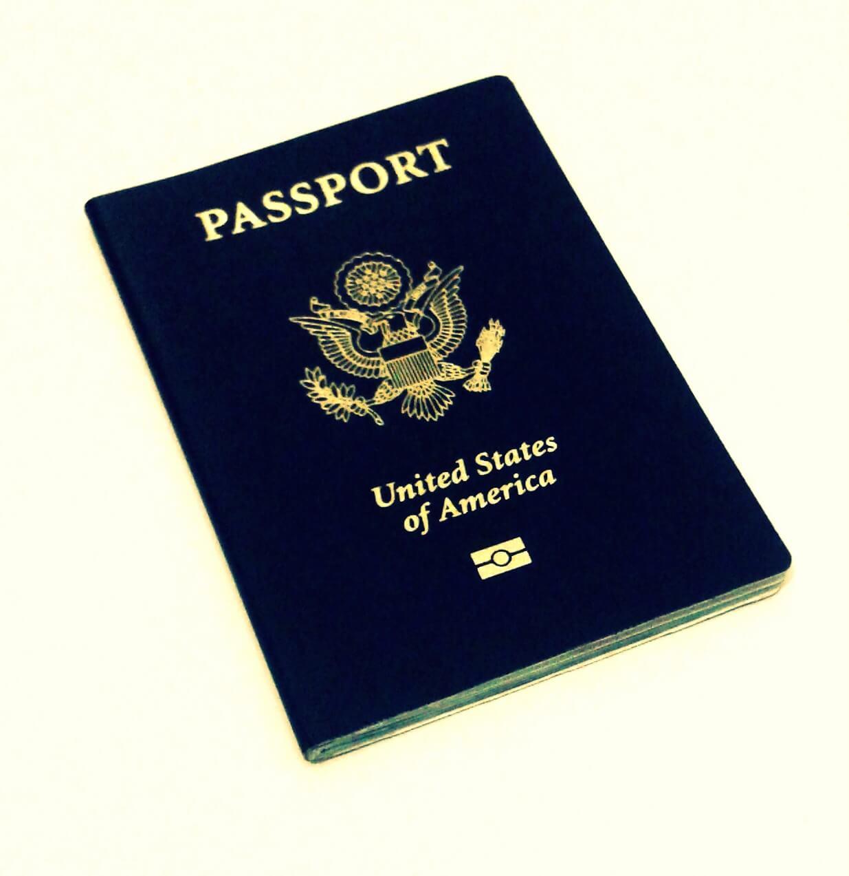 American passport - Cohen, Pex, Brosh - Law Office