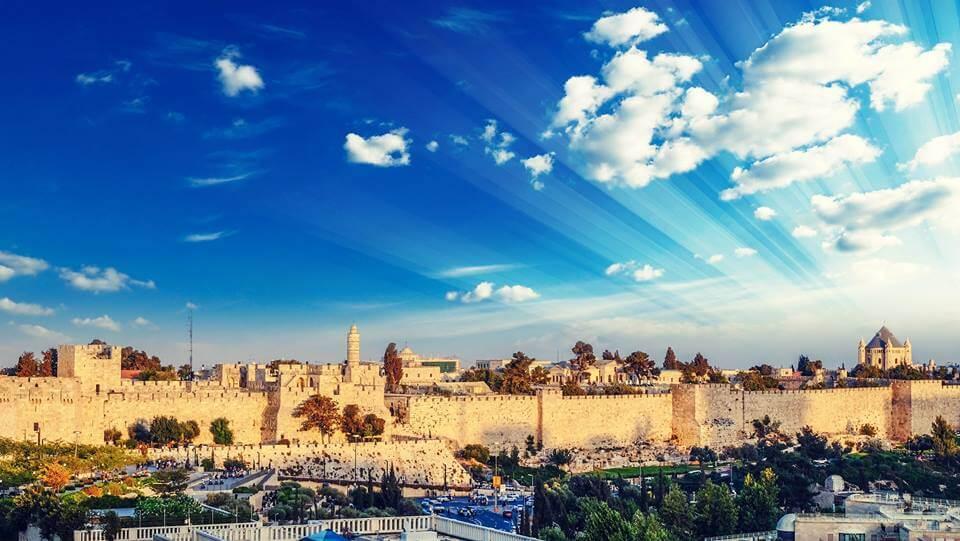 Виза в Израиль необходима для посещения Иерусалима
