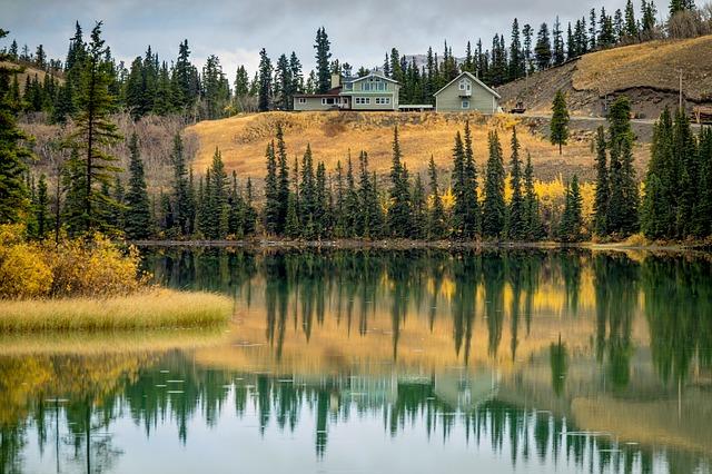 YT-Carcross-Lake
