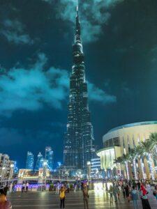 Tourism business in Dubai